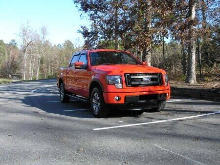 2013 Ford F-150 for sale at RICH AUTOMOTIVE Inc in High Point NC