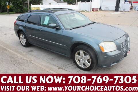 2006 Dodge Magnum for sale at Your Choice Autos in Posen IL