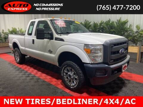 2015 Ford F-250 Super Duty for sale at Auto Express in Lafayette IN