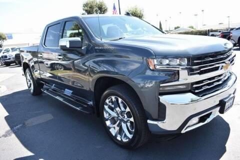 2019 Chevrolet Silverado 1500 for sale at DIAMOND VALLEY HONDA in Hemet CA
