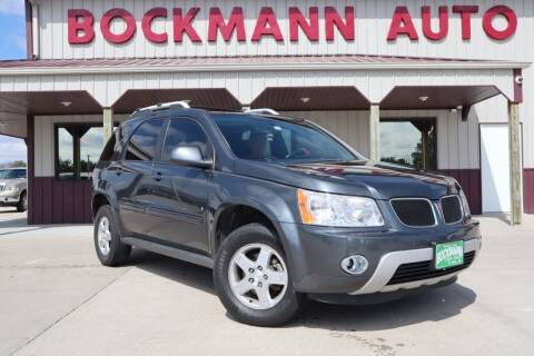 2009 Pontiac Torrent for sale at Bockmann Auto Sales in St. Paul NE