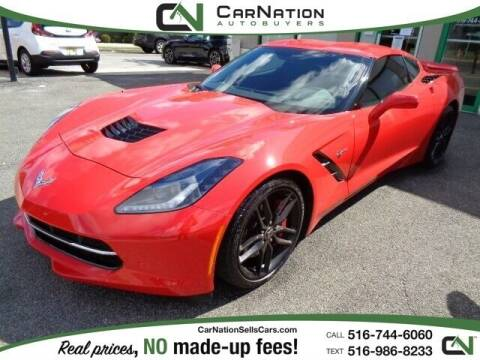 2014 Chevrolet Corvette for sale at CarNation AUTOBUYERS Inc. in Rockville Centre NY