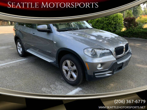 2010 BMW X5 for sale at Seattle Motorsports in Shoreline WA