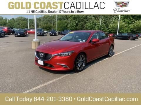 2016 Mazda MAZDA6 for sale at Gold Coast Cadillac in Oakhurst NJ