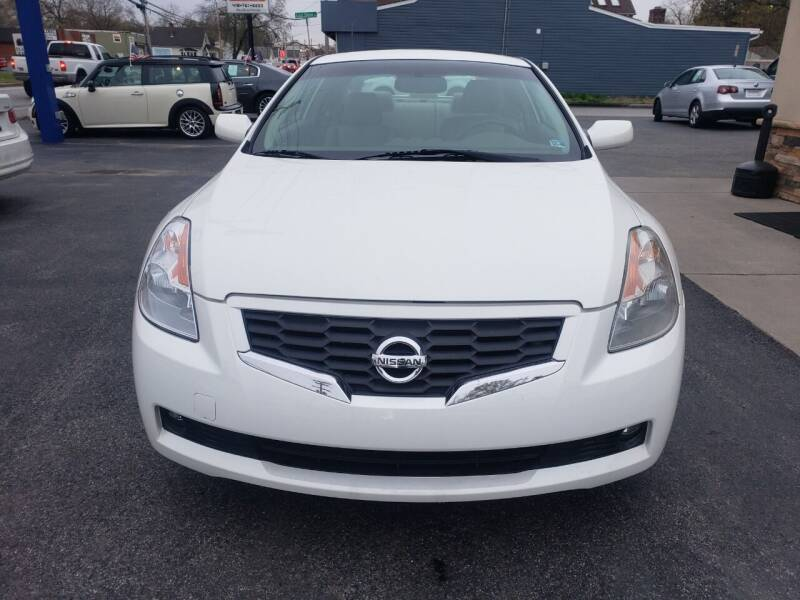 2008 Nissan Altima for sale at Marley's Auto Sales in Pasadena MD