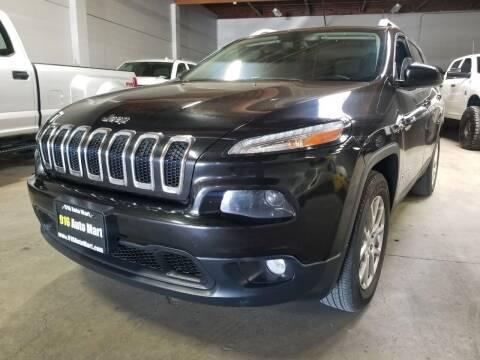 2015 Jeep Cherokee for sale at 916 Auto Mart in Sacramento CA