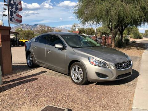 2012 Volvo S60 for sale at All Brands Auto Sales in Tucson AZ