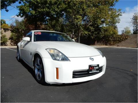 2008 Nissan 350Z for sale at A-1 Auto Wholesale in Sacramento CA