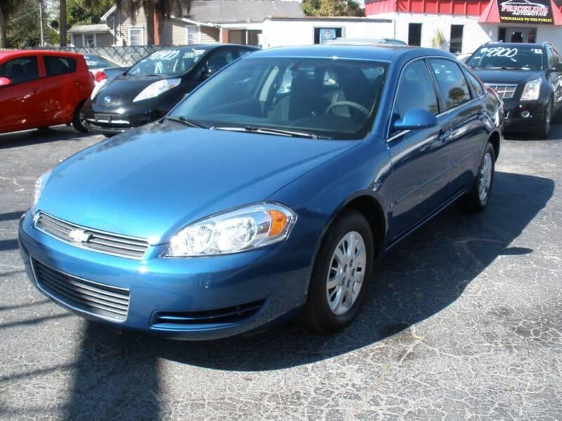2006 Chevrolet Impala for sale at Priceline Automotive in Tampa FL