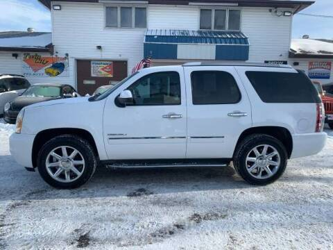 2013 GMC Yukon for sale at Twin City Motors in Grand Forks ND