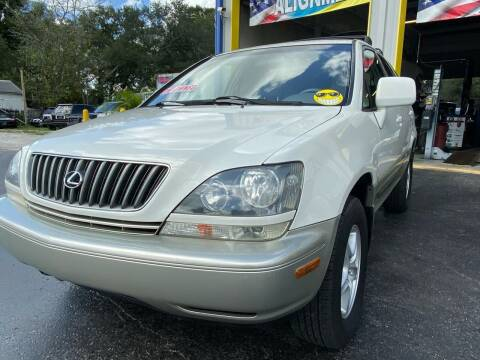 1999 Lexus RX 300 for sale at RoMicco Cars and Trucks in Tampa FL