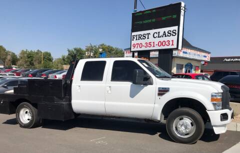 2008 Ford F-350 Super Duty for sale at First Class Motors in Greeley CO