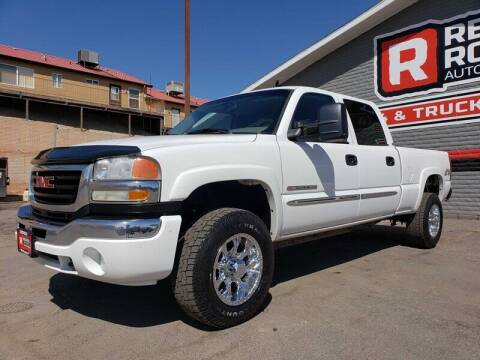 2007 GMC Sierra 2500HD Classic for sale at Red Rock Auto Sales in Saint George UT
