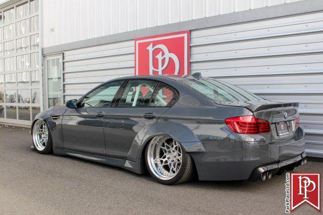2013 BMW M5 4