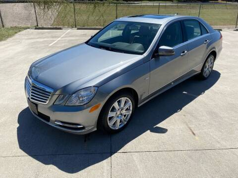 2012 Mercedes-Benz E-Class for sale at GT Auto in Lewisville TX