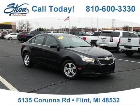 2011 Chevrolet Cruze for sale at Jamie Sells Cars 810 in Flint MI