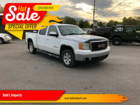 2007 GMC Sierra 1500 for sale at Bob's Imports in Clinton IL