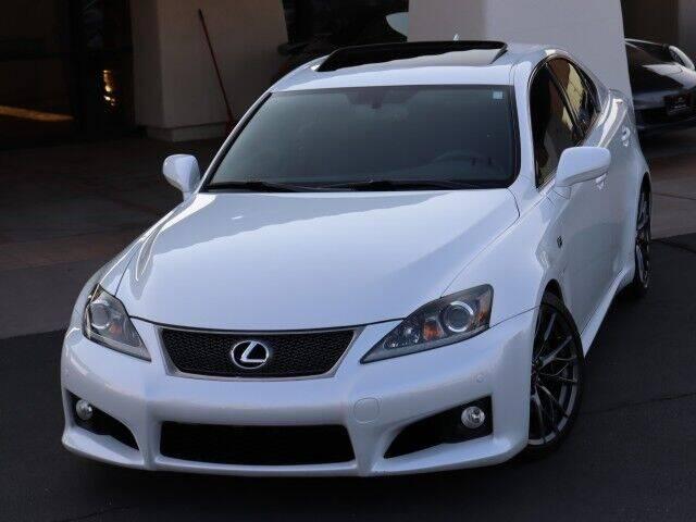 2011 Lexus IS F for sale in Tempe, AZ
