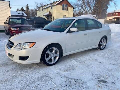 2009 Subaru Legacy for sale at Affordable Motors in Jamestown ND