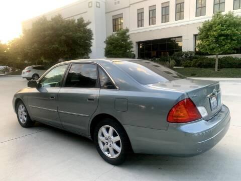 2000 Toyota Avalon for sale at Goleta Motors in Goleta CA