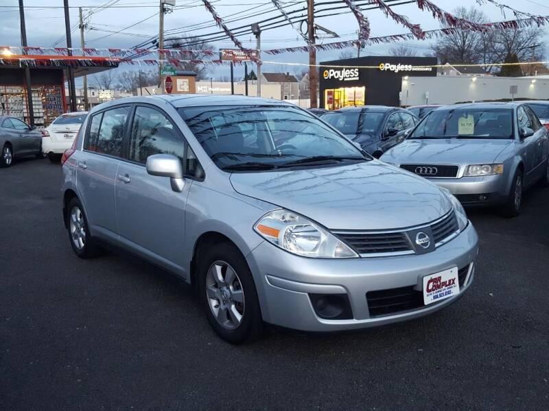2009 Nissan Versa for sale at Car Complex in Linden NJ