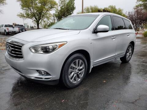 2015 Infiniti QX60 for sale at Matador Motors in Sacramento CA