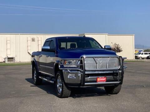 2015 RAM Ram Pickup 2500 for sale at Rocky Mountain Commercial Trucks in Casper WY