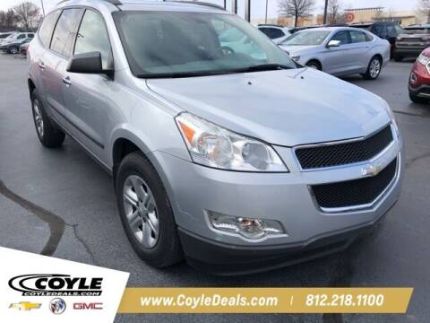 2012 Chevrolet Traverse for sale at COYLE GM - COYLE NISSAN in Clarksville IN