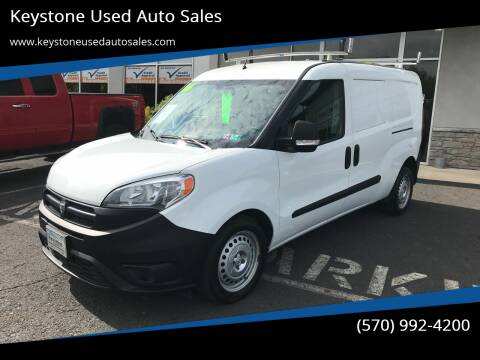 2016 RAM ProMaster City Wagon for sale at Keystone Used Auto Sales in Brodheadsville PA