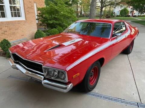 1973 Plymouth Satellite for sale at Classic Car Deals in Cadillac MI