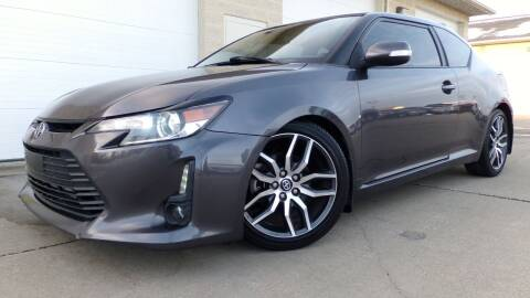 2014 Scion tC for sale at Prudential Auto Leasing in Hudson OH