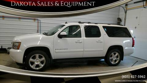 2007 Chevrolet Suburban for sale at Dakota Sales & Equipment in Arlington SD