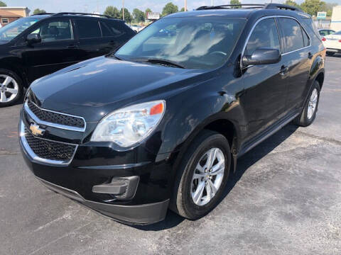 2014 Chevrolet Equinox for sale at Kasterke Auto Mart Inc in Shawnee OK