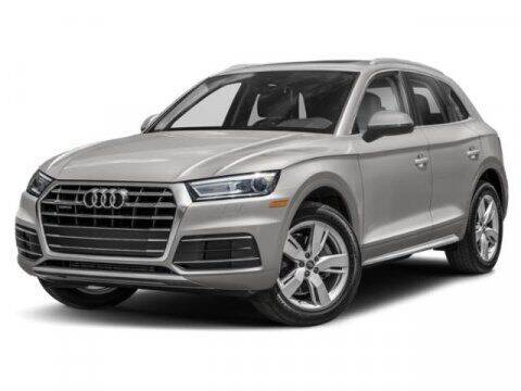 2018 Audi Q5 for sale at Jeff D'Ambrosio Auto Group in Downingtown PA