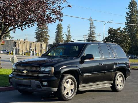 2002 Chevrolet TrailBlazer for sale at AutoAffari LLC in Sacramento CA