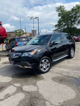 2008 Acura MDX for sale at AutoBank in Chicago IL
