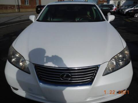 2009 Lexus ES 350 for sale at Southbridge Street Auto Sales in Worcester MA