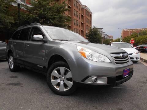 2011 Subaru Outback for sale at H & R Auto in Arlington VA