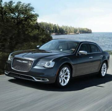 2019 Chrysler 300 for sale at Mighty Motors in Adrian MI