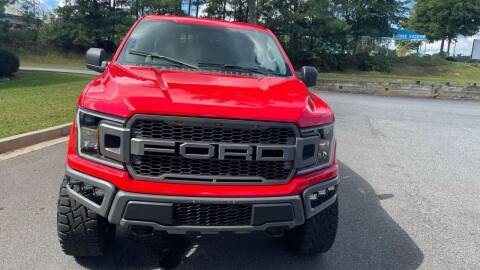 2018 Ford F-150 for sale at AMG Automotive Group in Cumming GA
