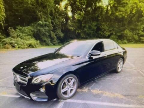 2017 Mercedes-Benz E-Class for sale at PHIL SMITH AUTOMOTIVE GROUP - SOUTHERN PINES GM in Southern Pines NC