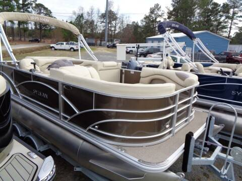 2018 Sylvan Mirage 820 for sale at Southside Outdoors in Turbeville SC