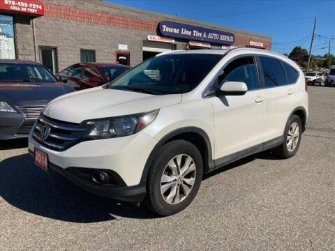 2014 Honda CR-V for sale at AutoCredit SuperStore in Lowell MA