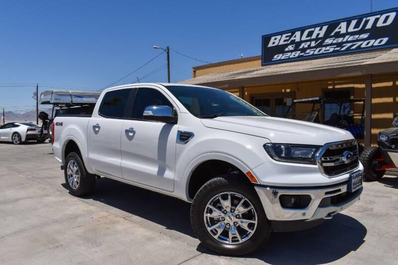 2019 Ford Ranger for sale at Beach Auto and RV Sales in Lake Havasu City AZ
