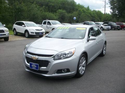 2016 Chevrolet Malibu Limited for sale at Auto Images Auto Sales LLC in Rochester NH