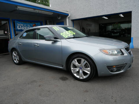 2011 Saab 9-5 for sale at M & R Auto Sales INC. in North Plainfield NJ