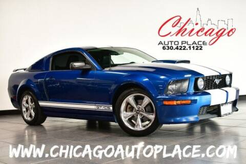 2007 Ford Mustang for sale at Chicago Auto Place in Bensenville IL
