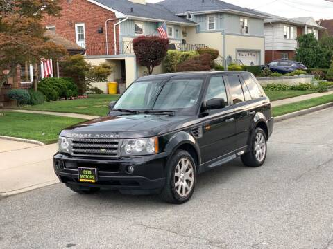 2008 Land Rover Range Rover Sport for sale at Reis Motors LLC in Lawrence NY