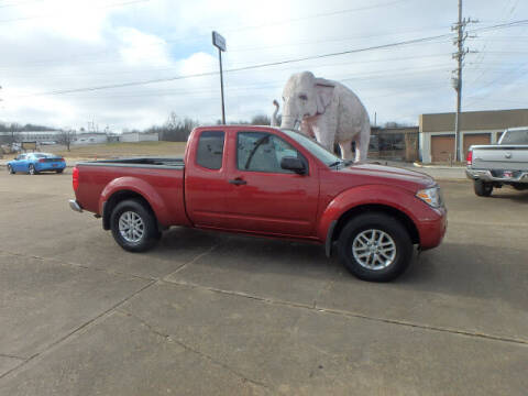 2019 Nissan Frontier for sale at BLACKWELL MOTORS INC in Farmington MO