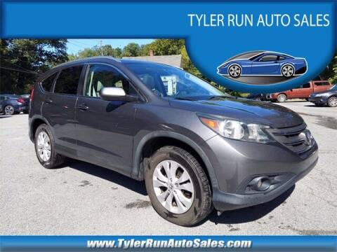 2012 Honda CR-V for sale at Tyler Run Auto Sales in York PA